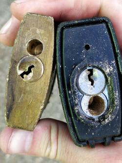 Lost keys Hitchin