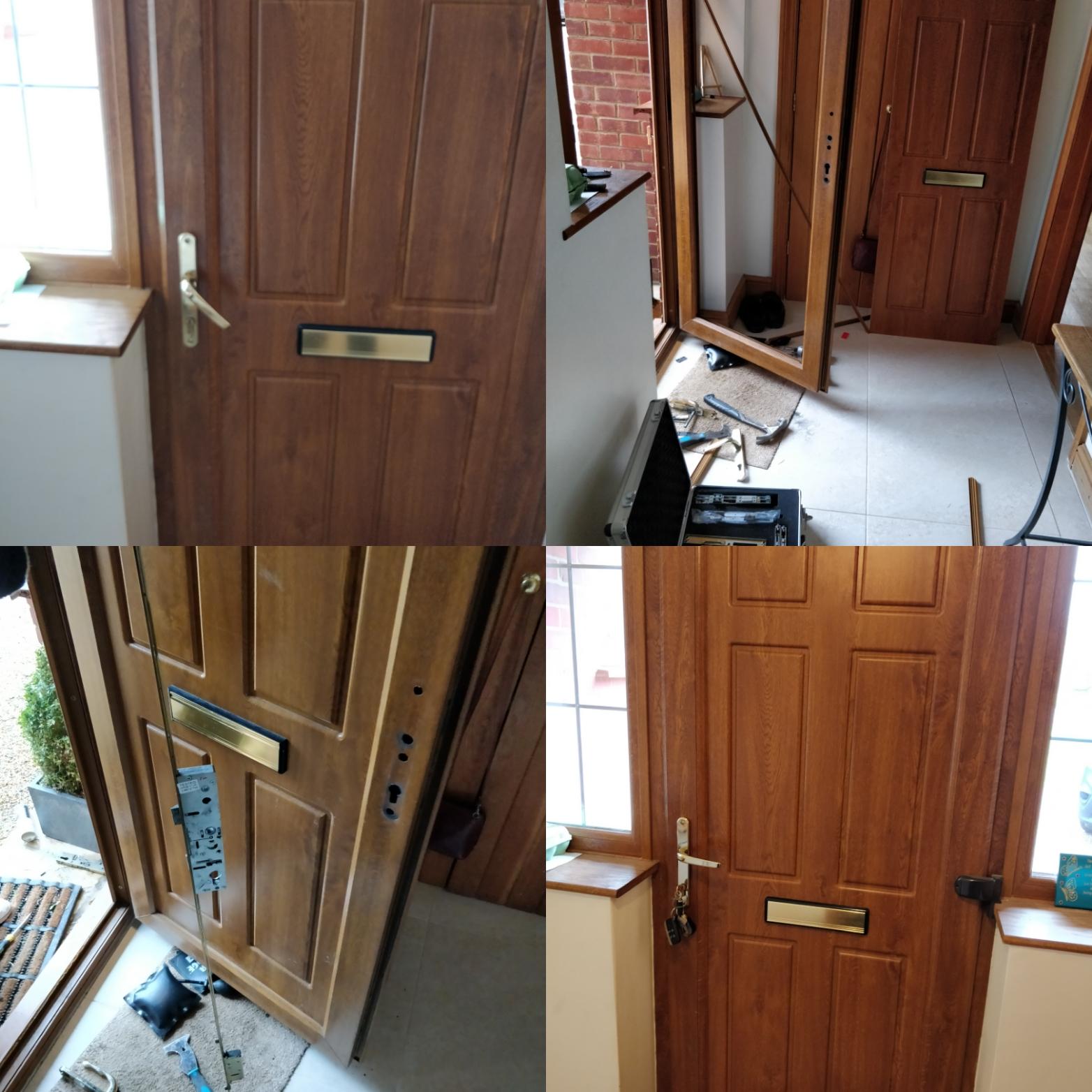 Locked out Knebworth