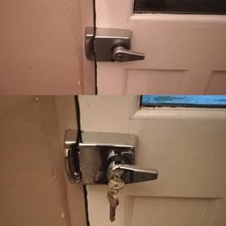 Lock change in Buntingford