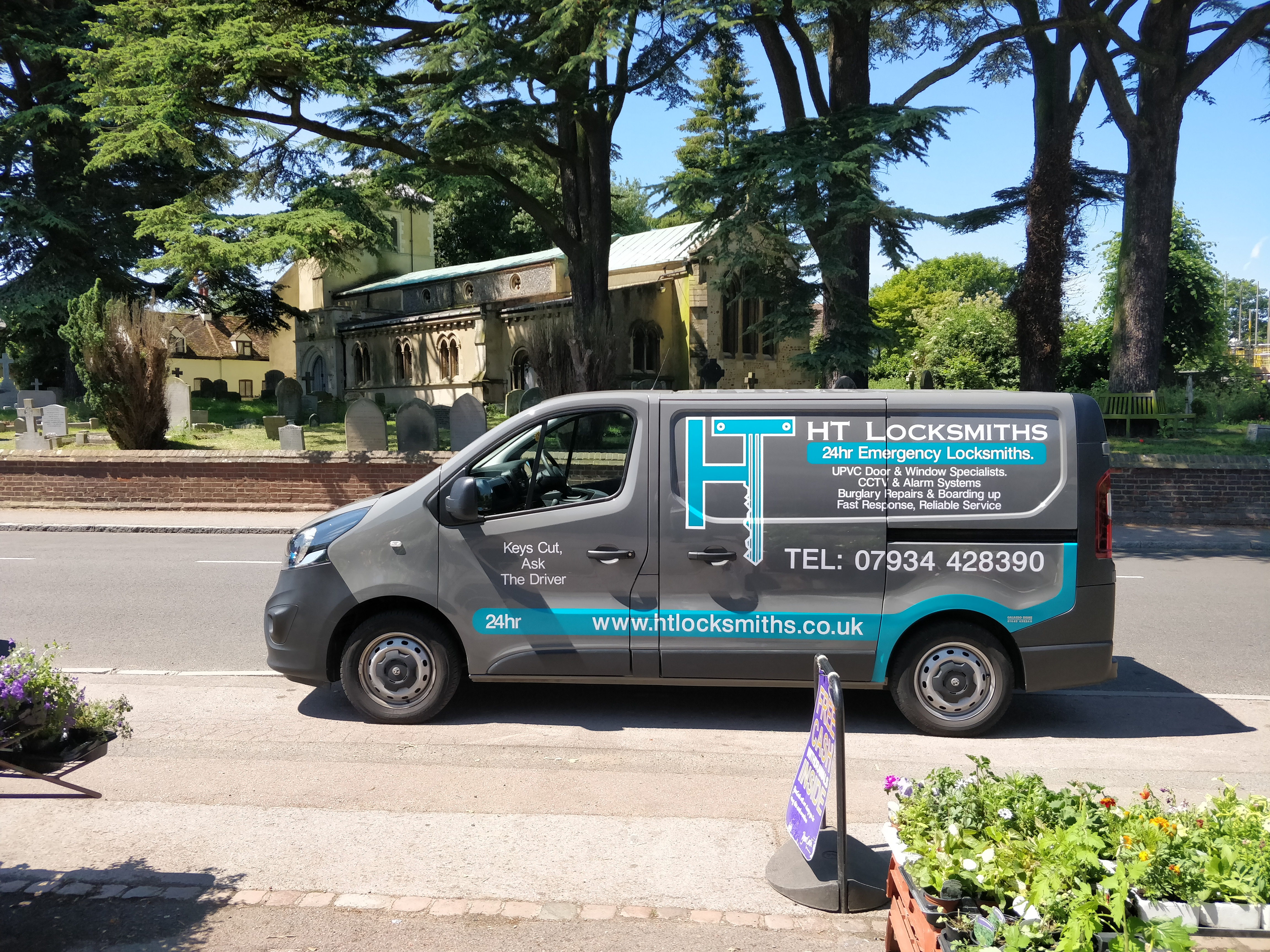 Locksmith Hitchin, Locksmith Icklefo