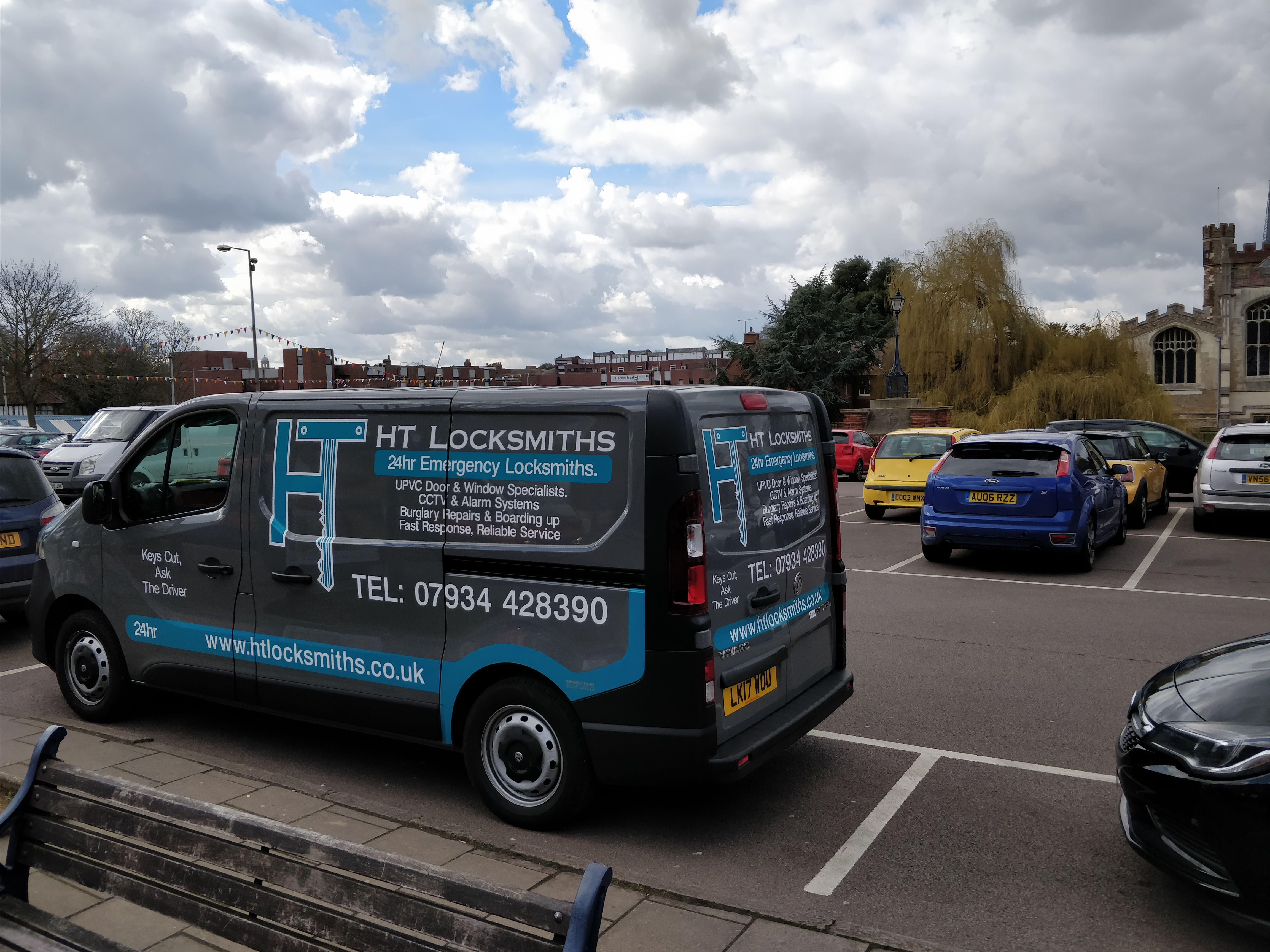 Lock change - Hitchin