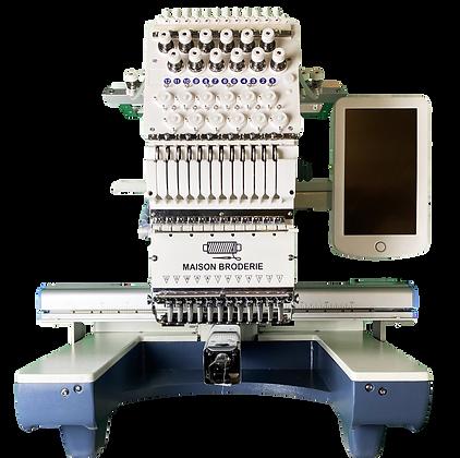 Machine à broder semi-industrielle
