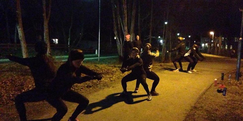 Tyresö Outdoor Bootcamp 5 veckors-kurs
