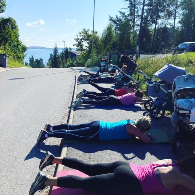Mamma-STARK Tyresö Start 5/10