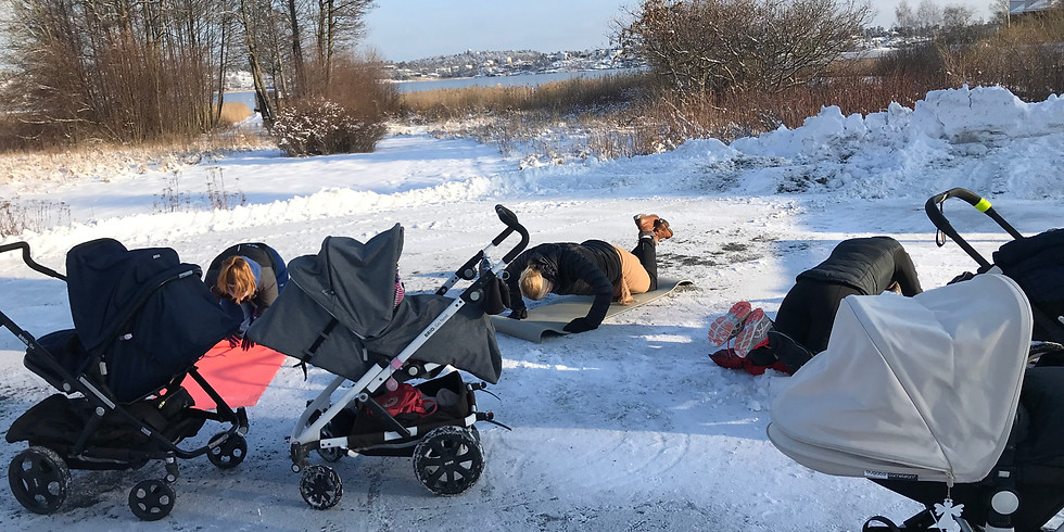 Mamma-STARK Sköndal Start 21/1 -2020
