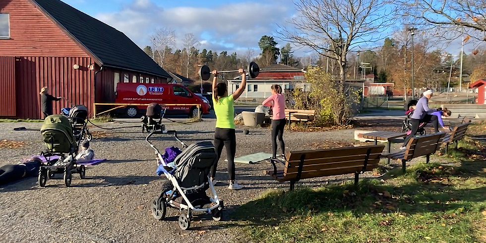 Mamma-STARK Fornuddsparken start 5/10