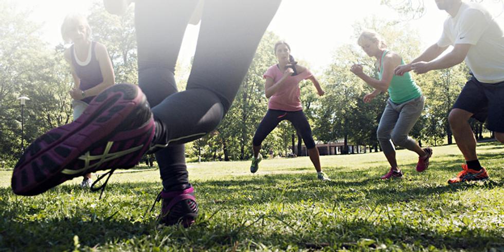 RUN FOR FUN - löpning för alla! 18/4 2020