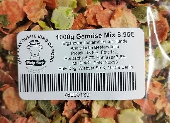Gemüse - Mix 1000g
