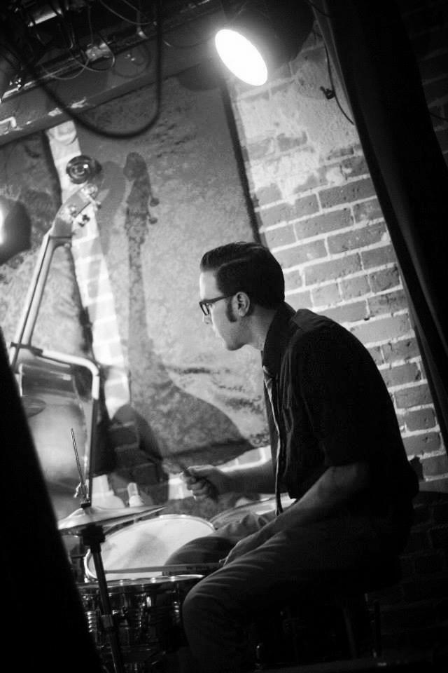 "Eric ""Skins"" Rasmussen - Drums"