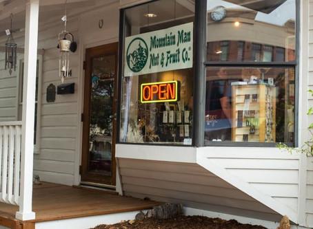 Downtown Castle Rock Business Highlight:  Mountain Man Fruit & Nut