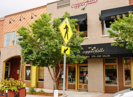 Downtown Castle Rock Business Highlight: Copperfalls Aveda Spa and Salon
