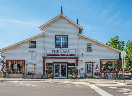 Downtown Castle Rock Business Highlight: The Barn Antiques and Specialty Shops