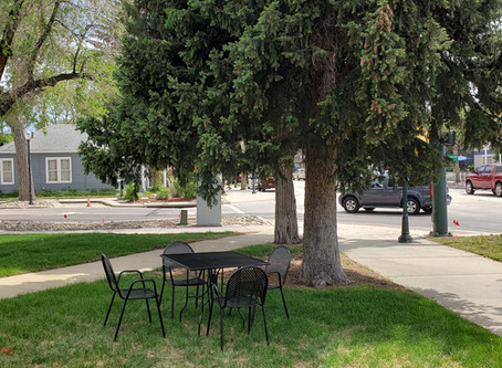 Downtown Castle Rock Outdoor Dining Options