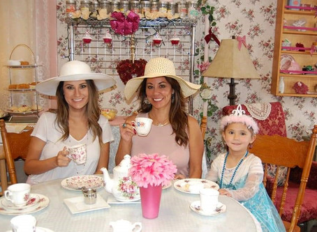Downtown Castle Rock Business Highlight: Miss M's Tea Parlour and Dolled Up Salon & Spa