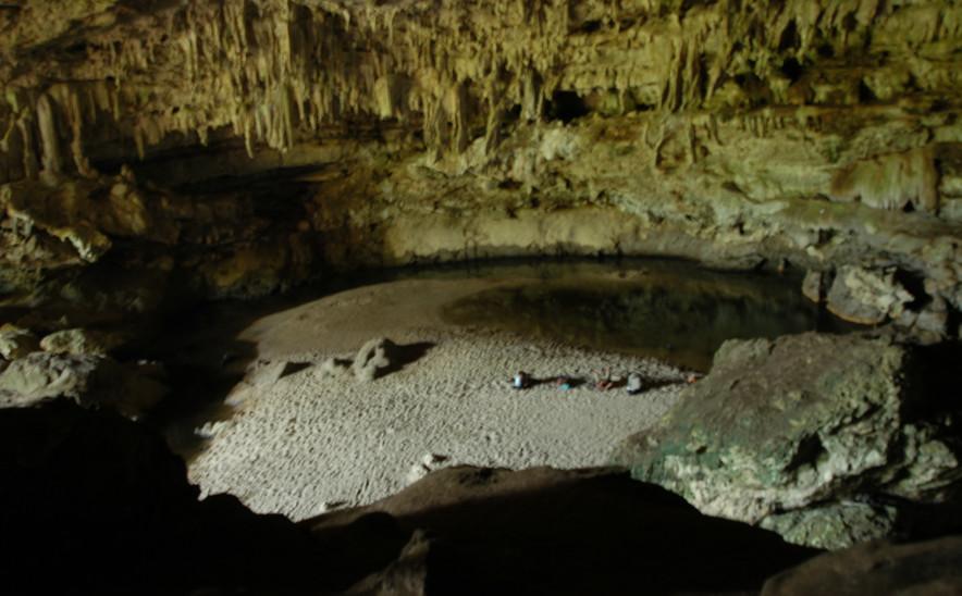 Rio Frio Caves