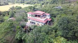 Rock Farm's main Guest House