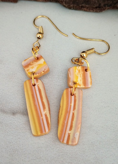 Sunshine Skinny Earrings