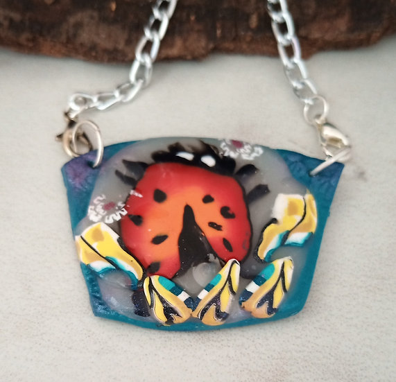 Lady Bug Pendant