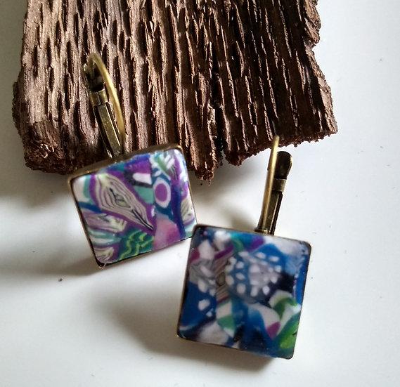 Mini Garden Earring