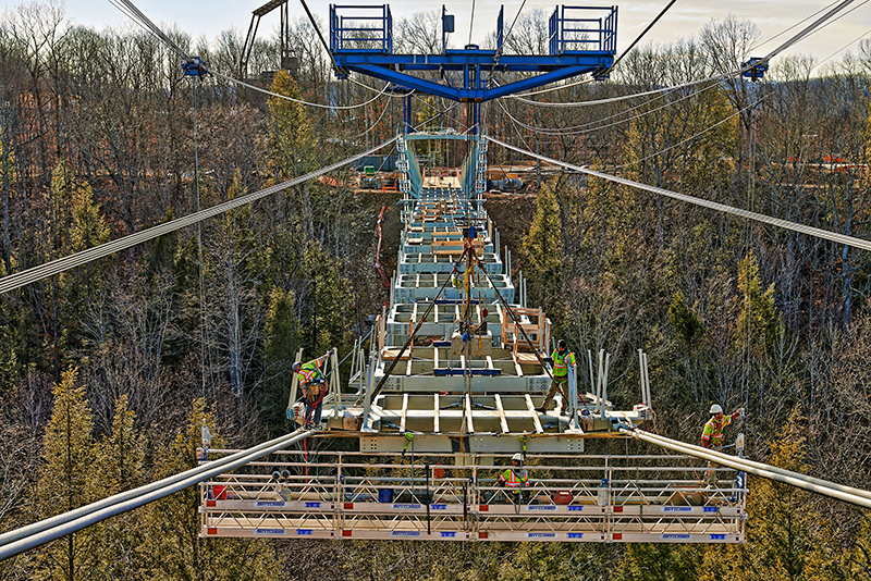 CONSOL Energy Bridge