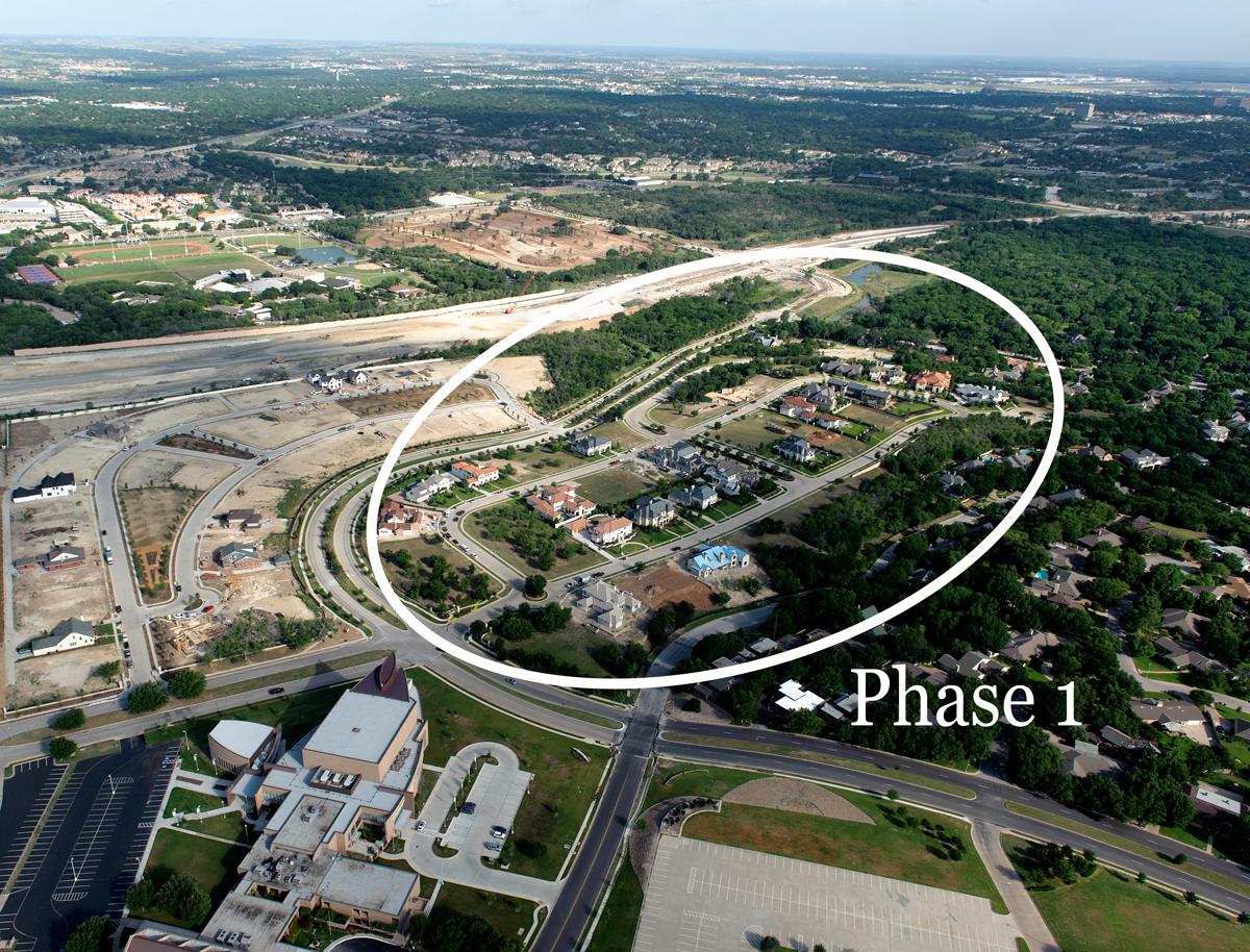 Riverhills Phase 1 2013