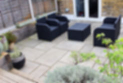 Paving Company in London. Landscape gardening specialists Aspiring Landscapes provide bespoke paving designs that add to your garden