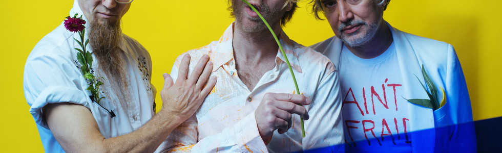 Buttercup with Flower by Josh Huskin