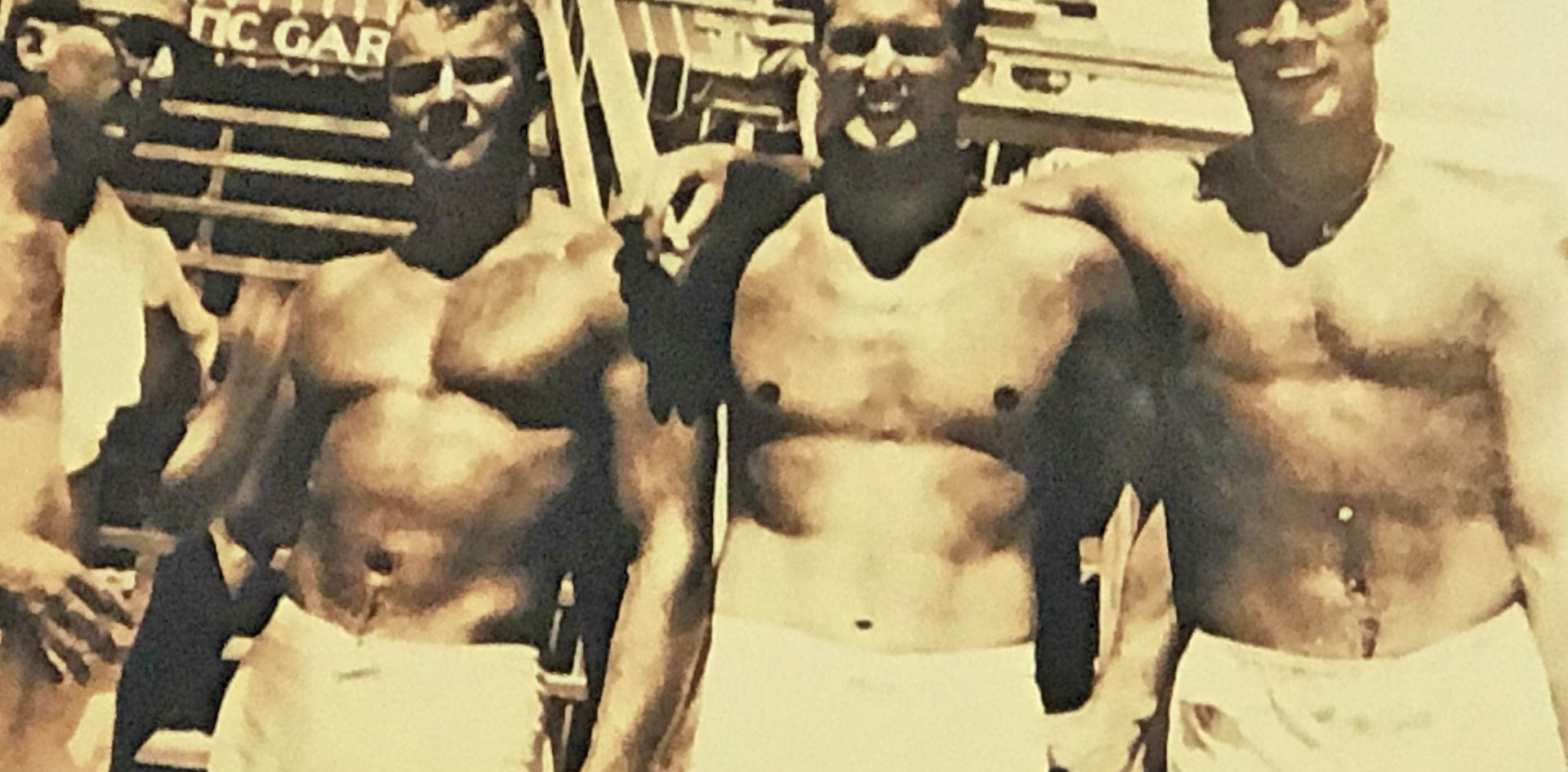 Mr. Joe Regan, Mr. Jack Kelly and the Ocean City Fellas, 2020