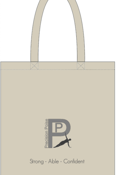 Precision Poise Tote Bag
