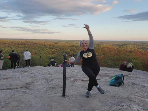 78-year-old Mainer is hiking 400 miles to raise money for food bank