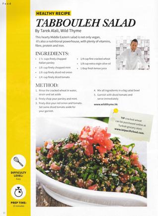 Chef Tarek Alali x Liv. Magazine