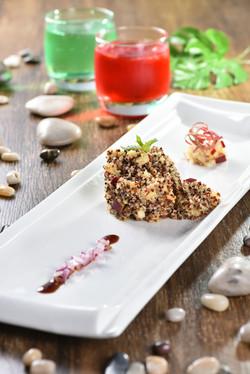 Quinoa salad by Tarek Alali