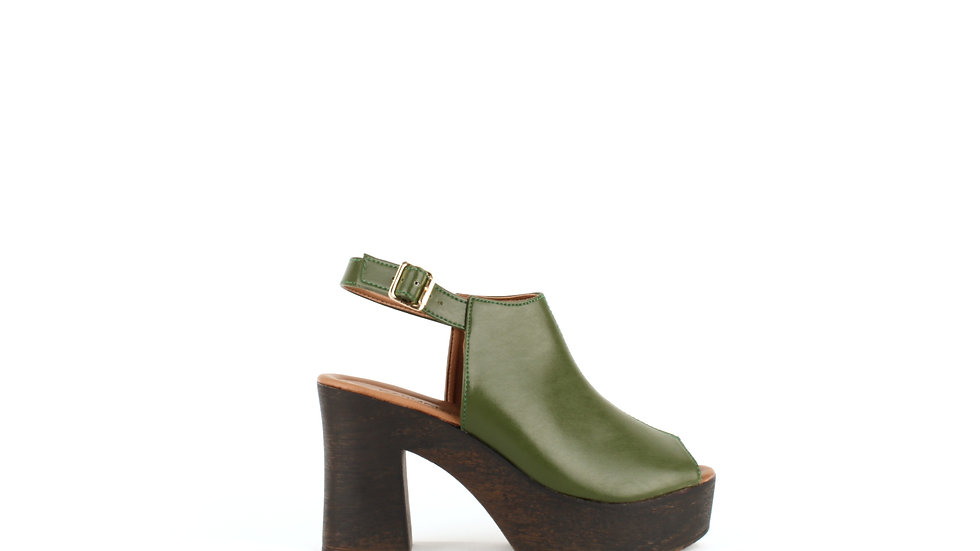 Izamar - verde