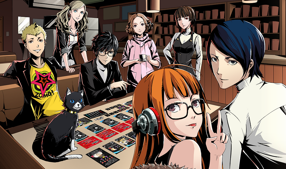 The Persona 5 Phan Game