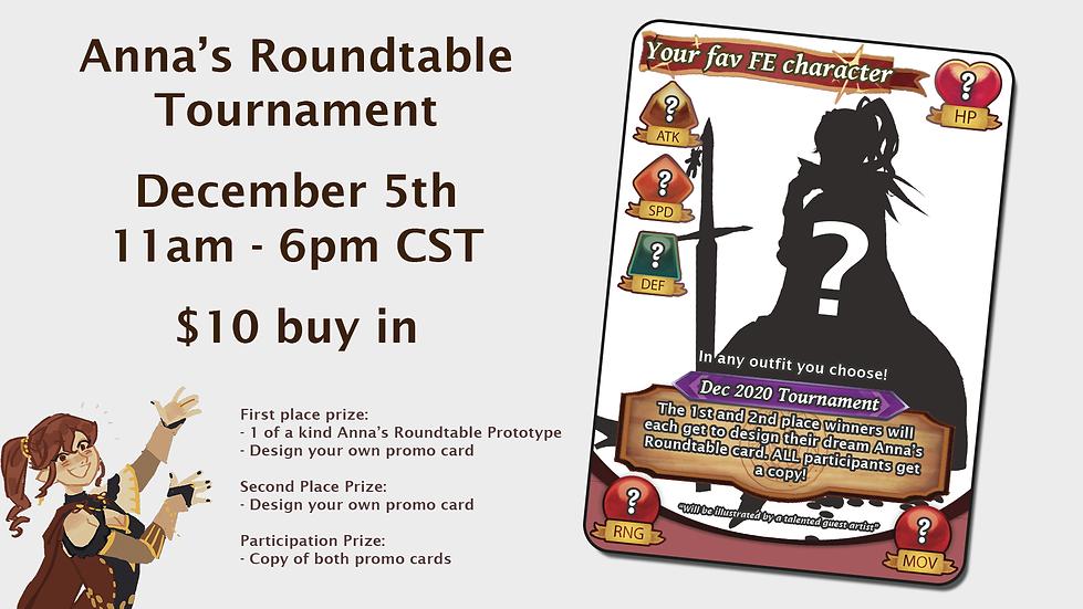 Tournament Buy In