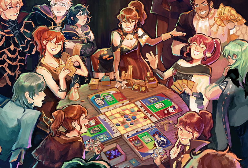 Anna's Roundtable