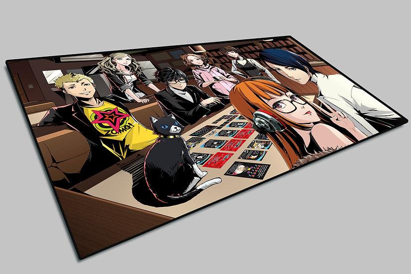 Persona 5 Playmat