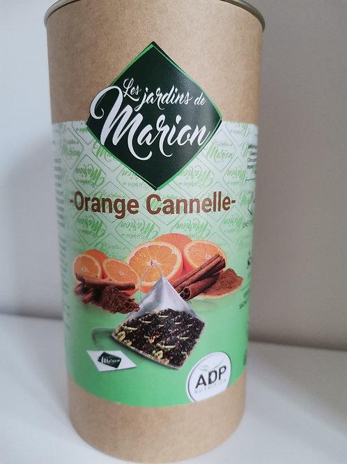Thé Orange Cannelle