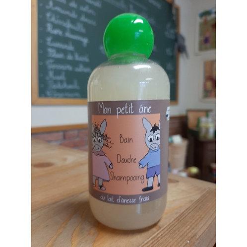 Gel douche shampooing au lait d'Anesse pour enfant