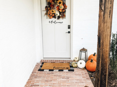 Brick Hack: How to Update Your Concrete with a Stencil