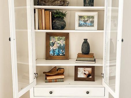 Glass vase refresh: Artisan look for less!