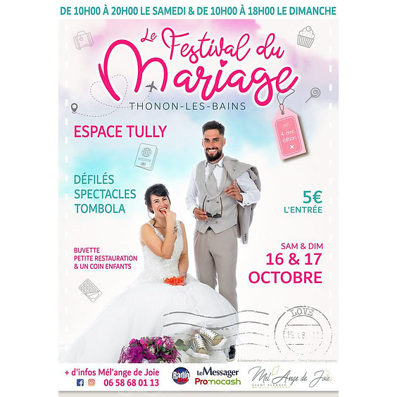 Festival du Mariage de Thonon-Les-Bains