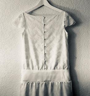 Robe sur mesure - Camille