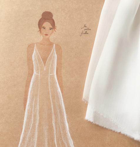 Robe de mariée Janvier 2020