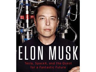 BOTM: Elon Musk by Ashlee Vance