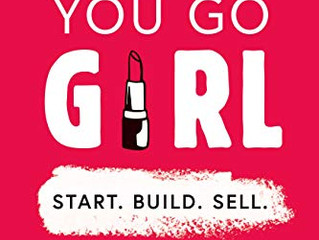 BOTM: You Go Girl by Sharon Davison