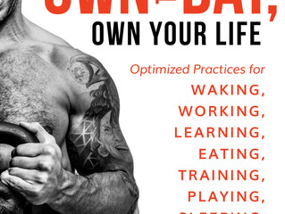 Guest BOTM: Own the Day, Own Your Life by Aubrey Marcus
