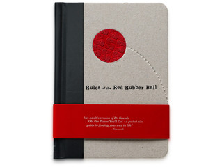 Guest BOTM: Rules of the Red Rubber Ball by Kevin Carroll