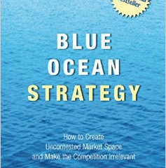 Book of the Month: Blue Ocean Strategy by W. Chan Kim