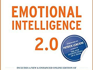 BOTM: Emotional Intelligence 2.0 by Travis Bradberry & Jean Greaves